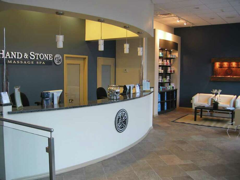 Hand & Stone, a Hamilton, N.J.-based massage and facial spa franchise, plans to open seven locations in Fairfield County in the next two years. Photo: Contributed Photo / Stamford Advocate Contributed