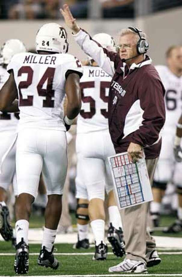 Linebacker Von Miller says the Aggies, under coach Mike Sherman, are much more confident coming into the 2010 season.