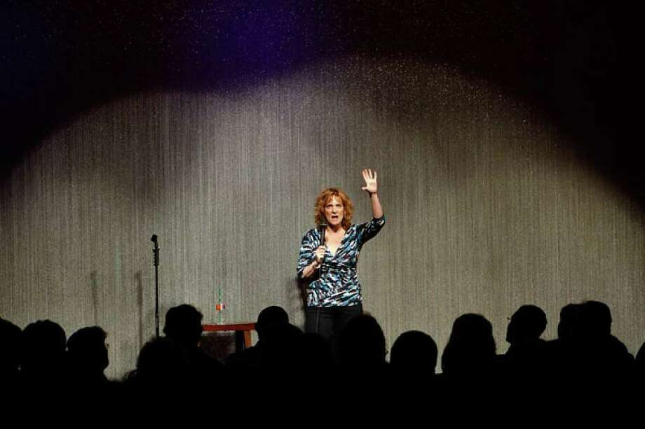 Stand-up comic Carol Leifer makes her first San Antonio appearance Thursday at Laugh Out Loud Comedy Club.