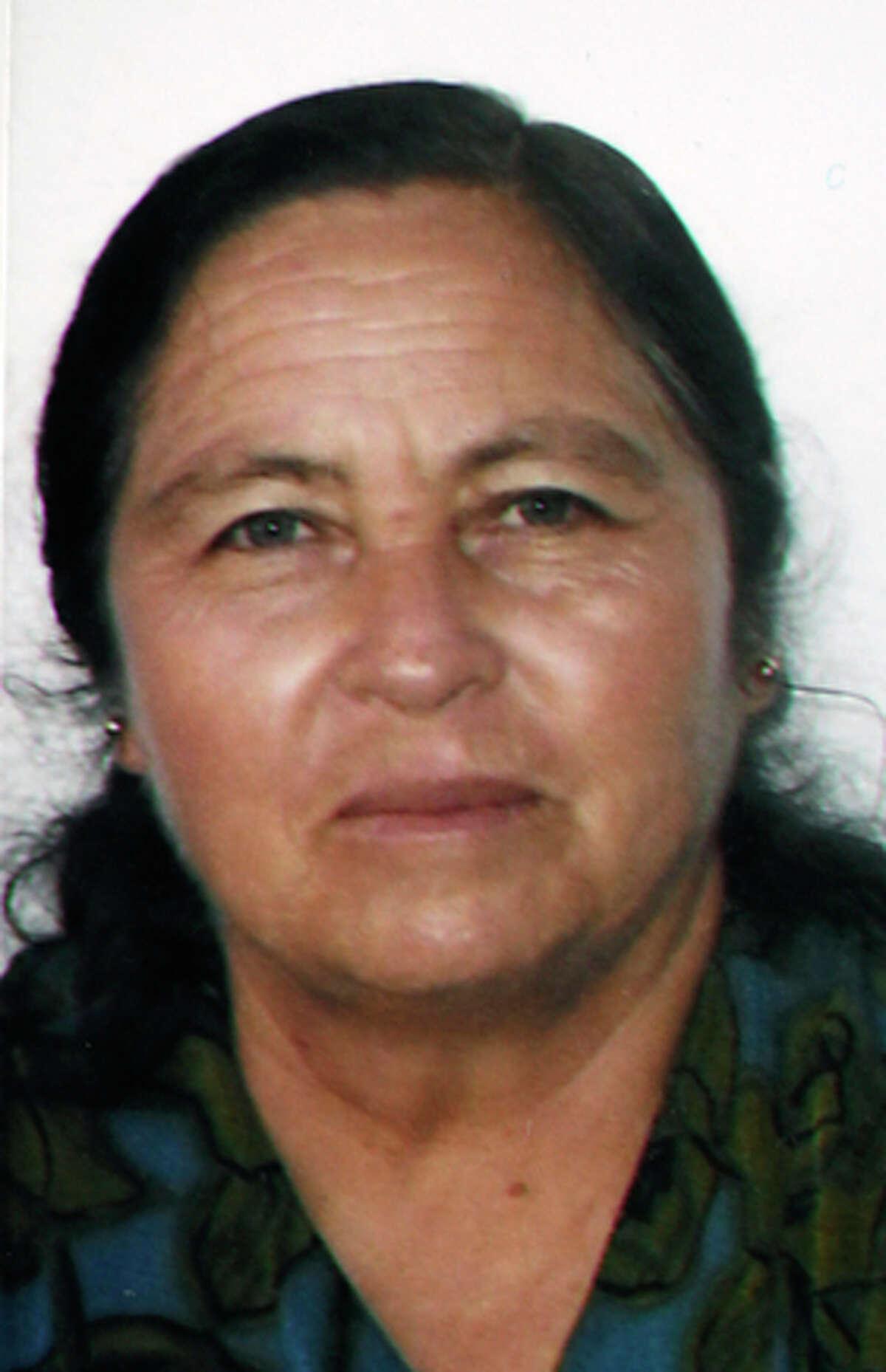 Maria Concepcion Aguilar de Perez, 55, was killed in the car accident.