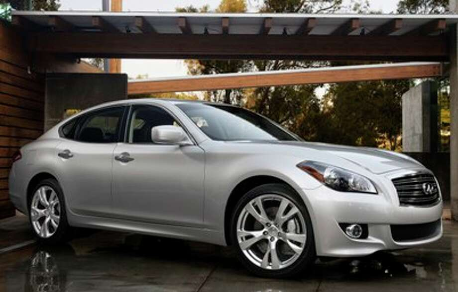 Infiniti redesigned its flagship M sedan for 2011, giving it a new look, numerous upgrades and new standard features.