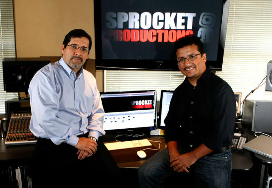 Alejandro Maya and Jorge Conde own Sprocket Productions, a San Antonio-based production and full-service studio.
