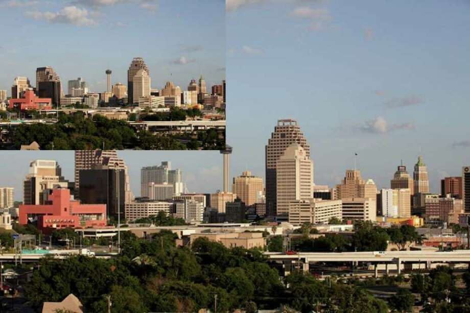 San Antonio is one of only three large metropolitan areas in the U.S. that saw personal incomes and net earnings grow in 2009.