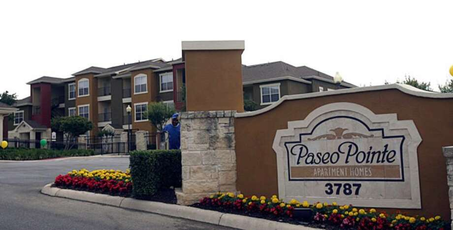 The Paseo Pointe apartment complex, built by the nonprofit American Opportunity for Housing Inc., is home to a mix of working families of all incomes.