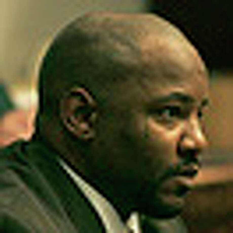 Metro daily - Murder trial of Ronnie Joe Neal, pictured, who is accused of killing Alamo Hieghts school teacher Diane Tilly, in the 226th District Court, Tuesday, Feb. 21, 2006.  Photo Bob Owen / SAN ANTONIO EXPRESS-NEWS
