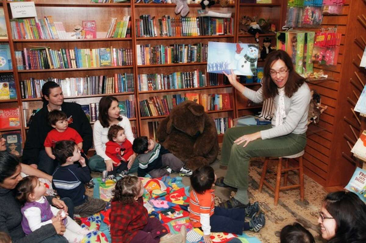 ?Miss Anastasia? leads story time at The Twig. The independent bookstore recently moved from its longtime Alamo Heights location to the Pearl Brewery, and ?we?re doing better at Pearl than we were in our previous location,? shop manager Claudia Sharp says.