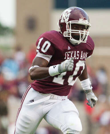 Sean Porter, LB, Texas A&M: The sophomore from Clemens made 42 tackles and he also was one of the seven true freshmen to play in every game.