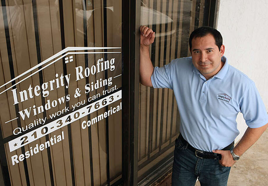 Ronnie Suarez Owner Of The San Antonio Based Roofing And Remodeling Company Says