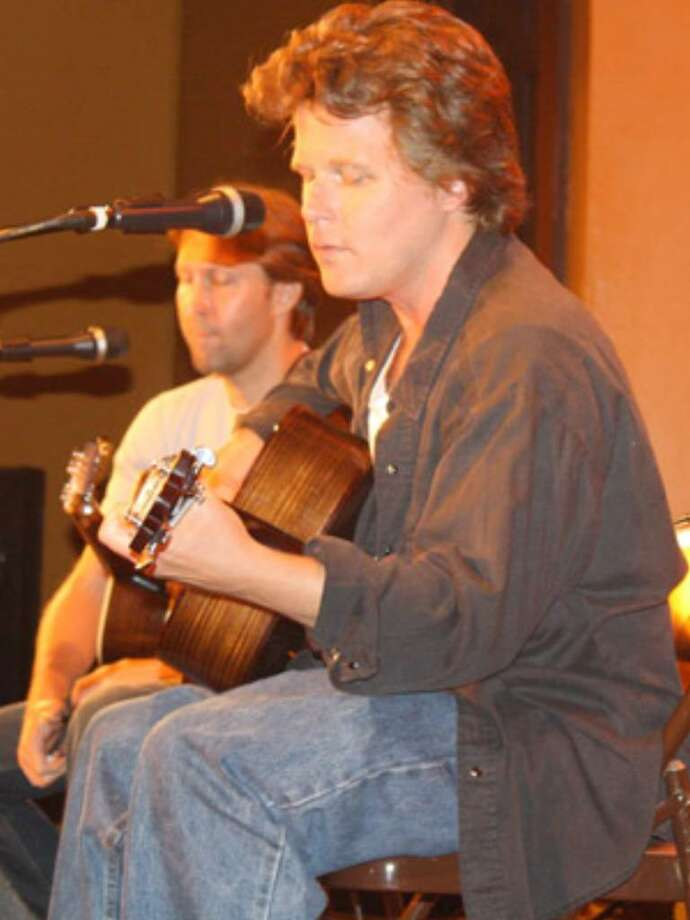Adam Carroll (right) and Owen Temple will kick off a festival in Concan Saturday.