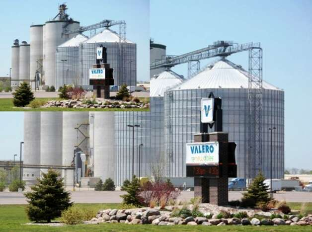 Valero Energy Corp. has bought 10 ethanol plants in the past 14 months, including one from VeraSun Energy in Aurora, S.D. The plants are part of Valero's investments in renewable energy.
