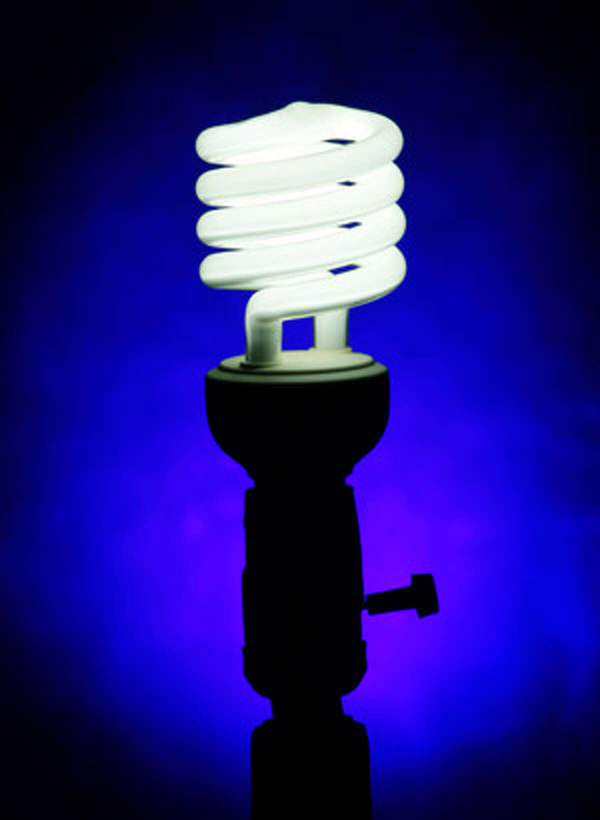 One simple step you can take to start conserving energy in your home is replacing your incandescent lighting in the room you use most with energy efficient, fluorescent lighting.