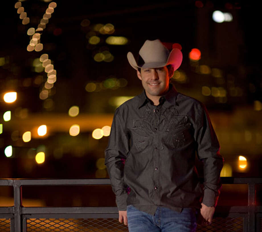 Musician Aaron Watson performs at two area venues this weekend.