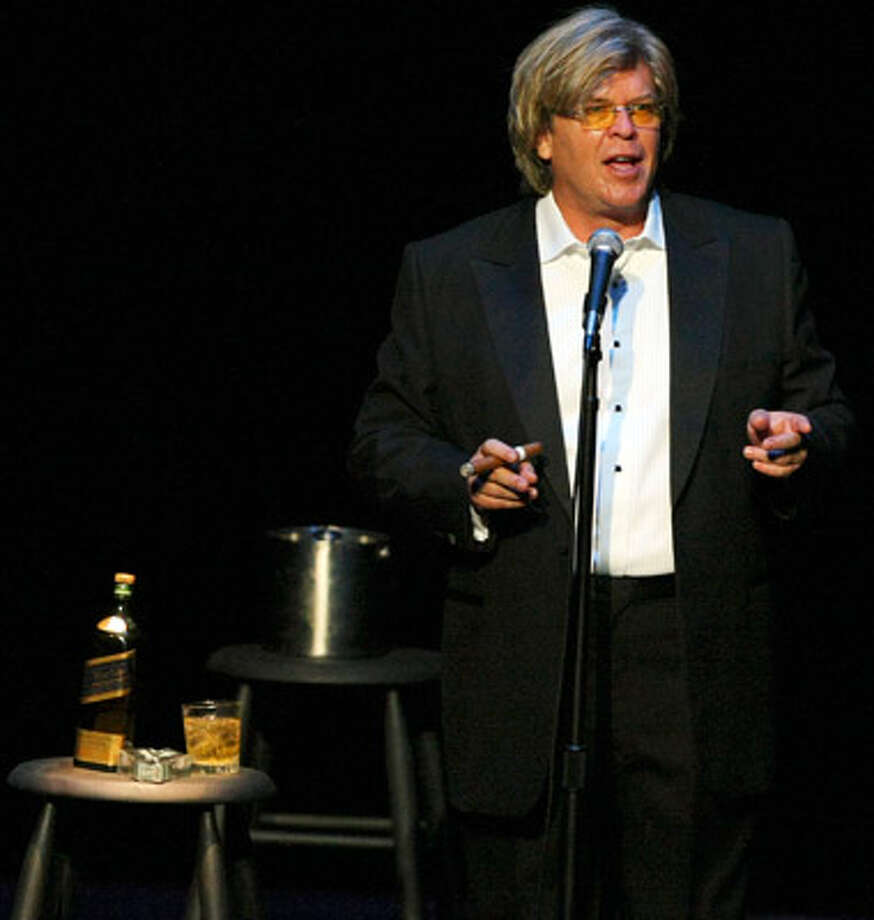 Ron White's ?Behavioral Problems? comedy tour will stop at the Majestic Theatre on Saturday for two shows.