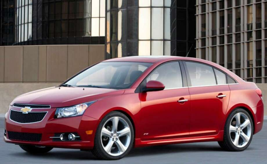 The 2011 Chevrolet Cruze is the first in a family of all-new Chevrolet small and compact cars, GM says. Four versions will be offered, beginning with the base LS at a price of $16,995, when the vehicles go on sale in September.