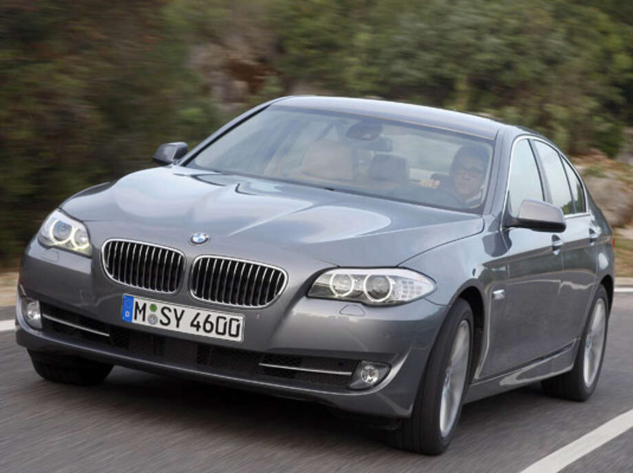BMW redesigned its 5-series sedans for 2011, giving them numerous enhancements but lowering the price. Among the key changes are a new 3.0-liter, twin-scroll turbocharged inline six-cylinder engine for the 535i and a new eight-speed automatic transmission for it and the 550i.