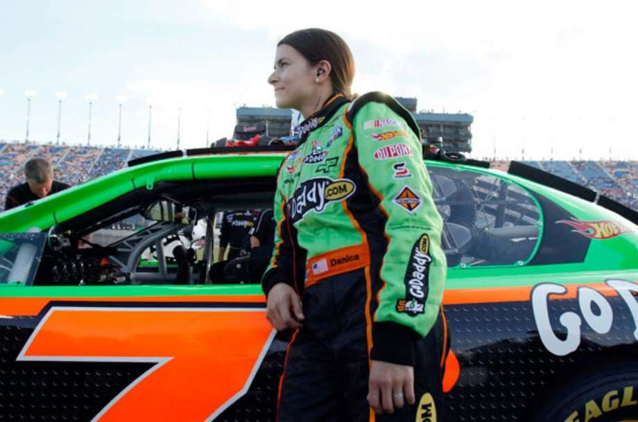 Danica Patrick hasn't finished higher than 24th in any of her five starts in the Nationwide Series this year.