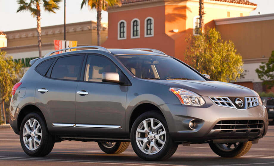 Nissan has redesigned its compact Rogue crossover utility vehicle for 2011, adding technology and enhancing its interior.