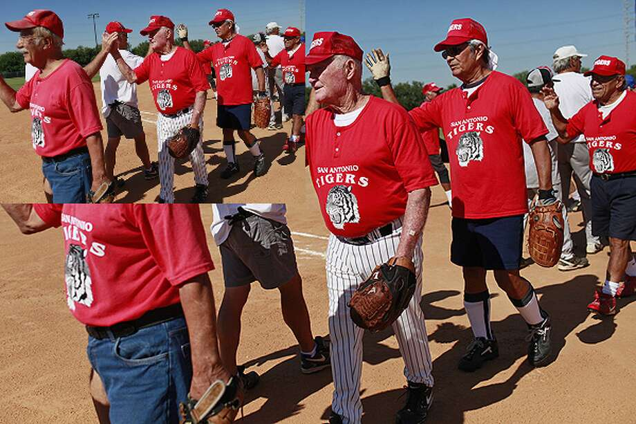 Softball league offers seniors chance to stay fit - San Antonio ...