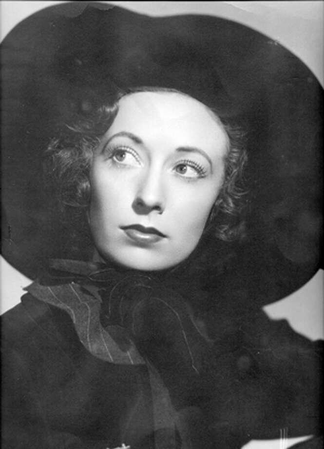 Hortense Flores Buchanan was a model for 1939 World's Fair in New York.