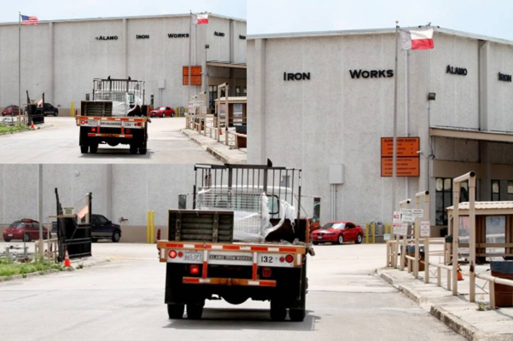 Alamo Iron Works Files For Bankruptcy San Antonio