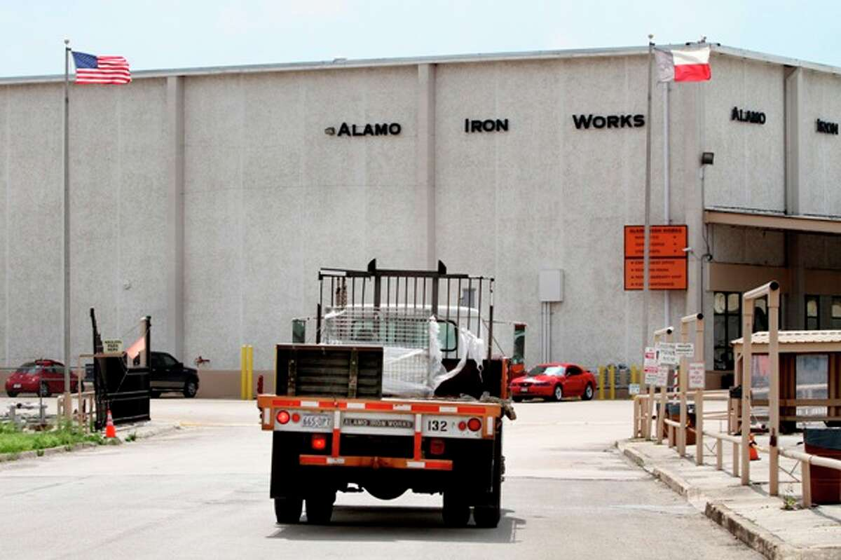 According to court records San Antonio based Alamo Iron Works has filed for Chapter 11 bankruptcy.