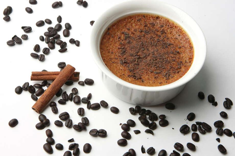 Colombian coffee flan     Coffee, flan tasty pairing      / hmontoya@conexionsa.com