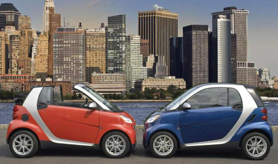 For 2010, U.S. dealers of the Daimler's Smart brand offer only the two-passenger ForTwo model, which comes in hardtop and convertible versions.