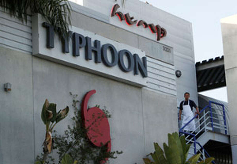 Federal prosecutors Wednesday filed a criminal complaint that charges Typhoon Restaurant, Inc. ? the parent company of The Hump restaurant ? and Kiyoshiro Yamamoto, a 45-year-old chef who resides in Culver City, with selling Sei whale meat.