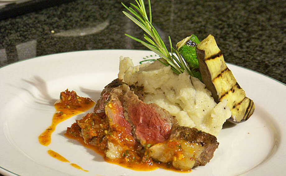 This dish is sophisticated yet simple to prepare.