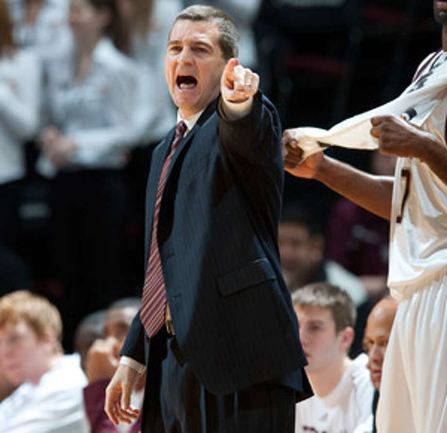 Mark Turgeon guided the Aggies to an 11-5 Big 12 finish after the season appeared in peril when Derrick Roland was lost to a gruesome broken leg.