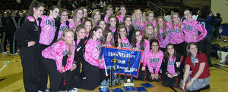 Churchill High School's Lancer dance team (pictured here) and Grenadier drill team won state championships in a San Marcos competition Feb. 20.