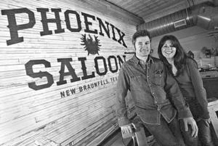 Owners Ross Fortune and Debbie Smith envision The Phoenix Saloon as a venue for eclectic music ? and beer and chili.