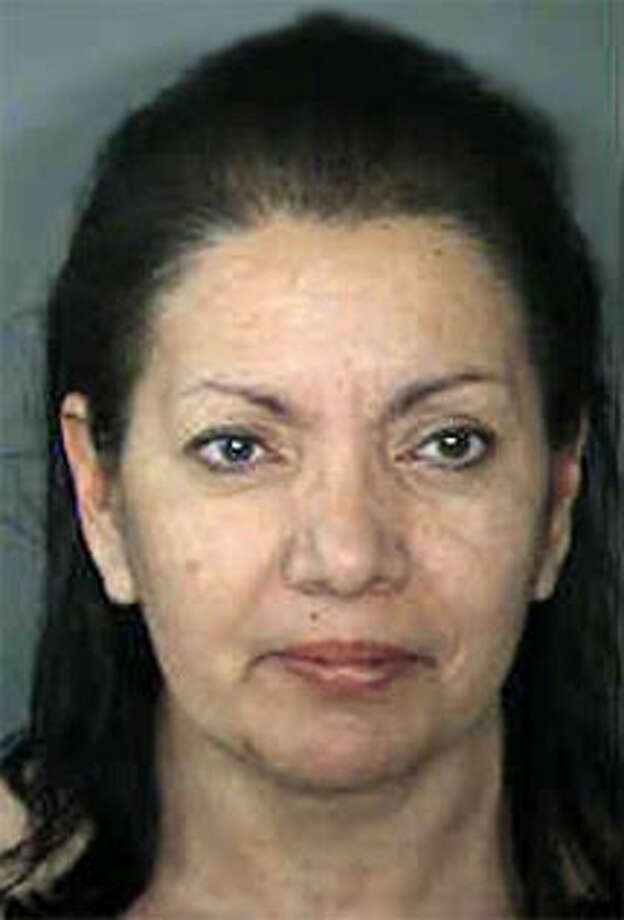 Henrietta Parra, 50, is suspected of changing written exams in exchange for cash to allow candidates for commercial drivers' licenses to be certified.