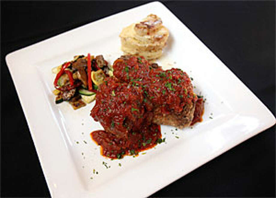 Hearty dishes like the Chicago Beef Short Ribs have made the Liberty Bistro in New Braunfels a hit with customers.