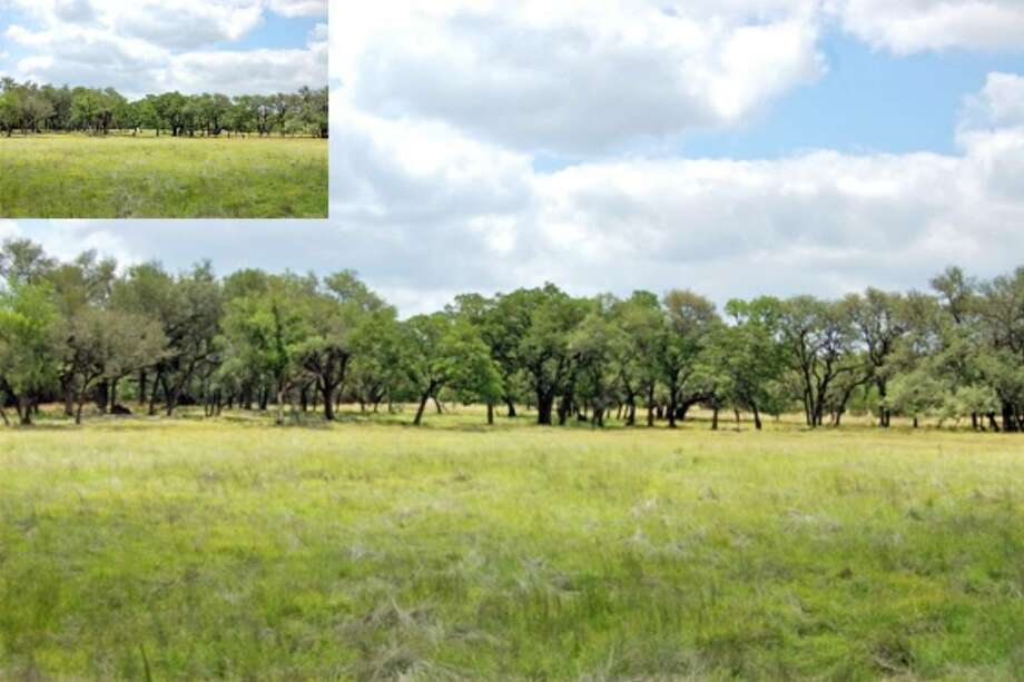 This 9-acre lot in Cordillera Ranch is listed for $590,000 by Patti Nelson of Phyllis Browning Co. Real estate agents say sales of empty lots have picked up in the second half of this year.