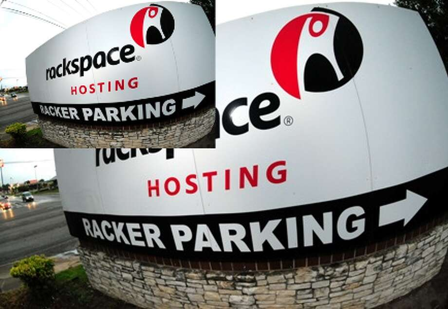 Despite the current economic downturn, locally based Rackspace Hosting Inc. thrives.