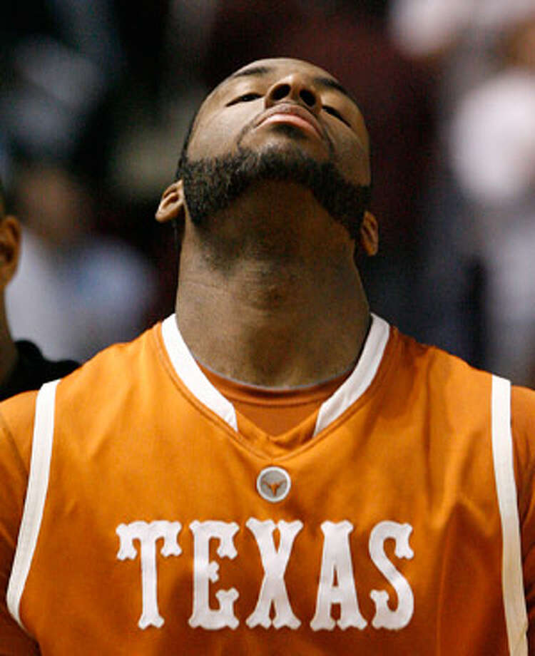Damion James' Longhorns started the season 17-0, making prognosticators look smart. They limped to the finish line, though, losing eight of their final 14 games.