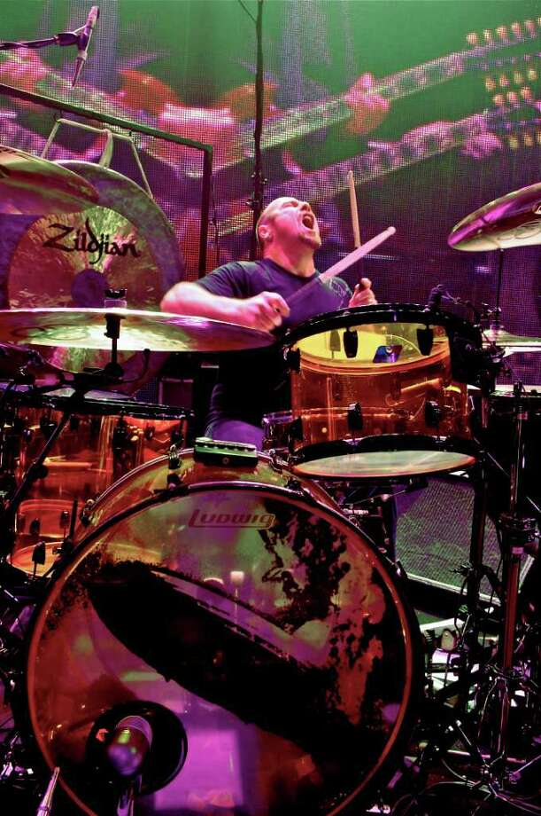 Jason Bonham, son of the late Led Zeppelin drummer John Bonham, will bring his Led Zeppelin Experience to the Palace Theatre in Stamford, Wednesday, Nov. 10. Photo: Contributed Photo / Stamford Advocate Contributed
