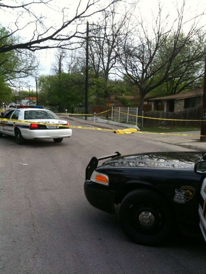 The man, believed to be in his 30s, was found dead around 2:30 a.m. in the 1600 block of Madrid Street, authorities said.
