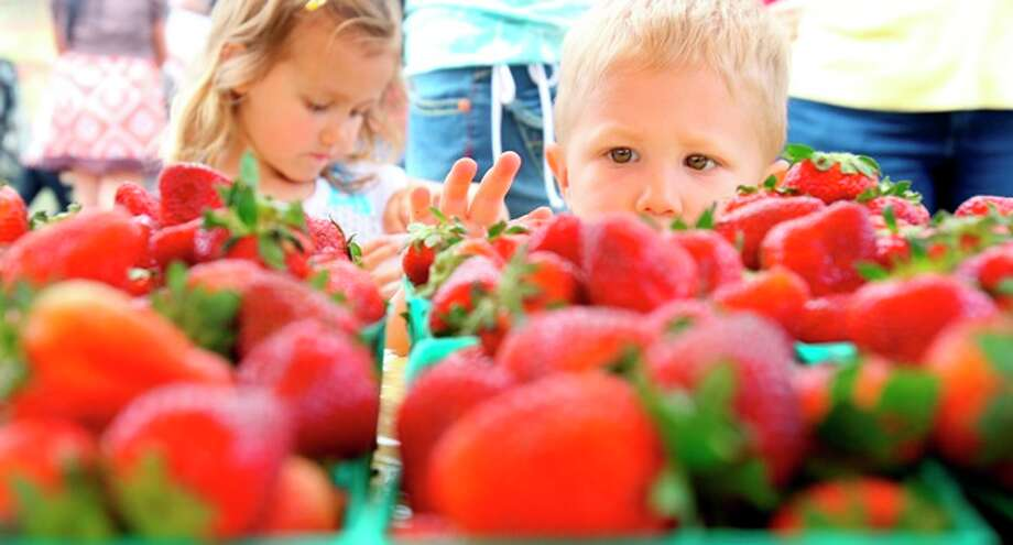 April 12-14: Poteet Strawberry Festival. Located just south of San Antonio, the festival includes concerts, dancing, rides, gunslingers, rodeo performances and, of course, lots of strawberries. Get Details at www.strawberryfestival.com.