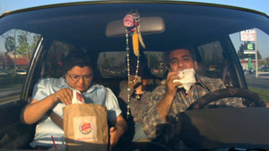 """The Orozcos in a scene from """"Food Inc."""" The corn industry is lashing out at Oscar-nominated documentary, that has grossed out grocery shoppers, saying the film is unfair and shouldn't win."""
