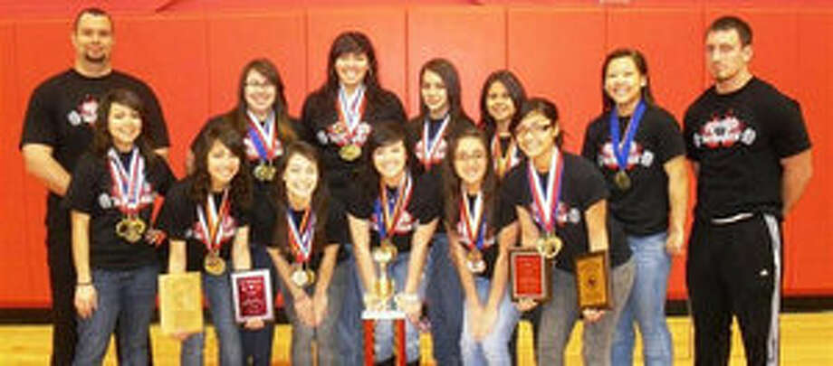 Southside High School's boys and girls powerlifting teams are champions.