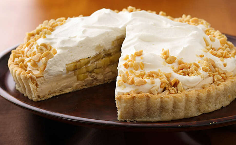 Banana-Peanut Butter Cream Tart won a $5,000 prize.