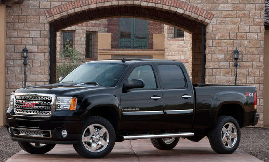 The fanciest of all the 2011 GMC heavy-duty pickups will be the new Sierra Denali HD, which will start at $45,865.