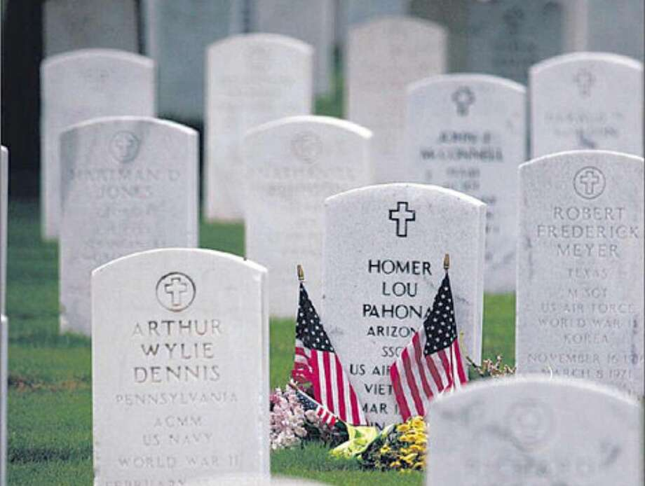 Fort Sam Houston National Cemetery is one of the biggest and busiest veterans cemeteries in the nation.