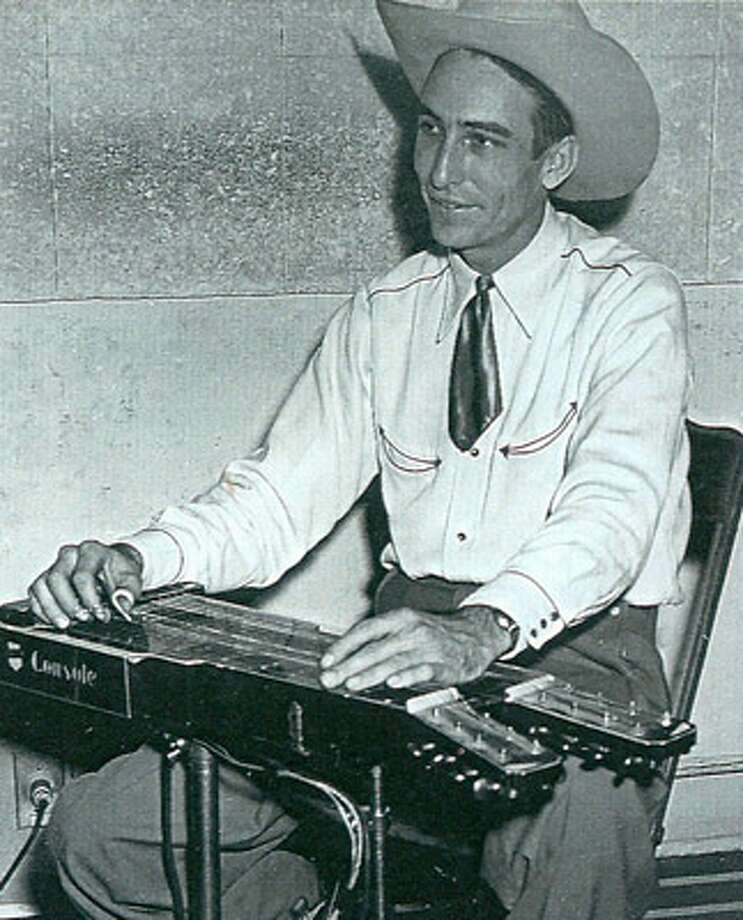 Rusty Locke was a member of the legendary Texas Top Hands from 1945 to 1955.