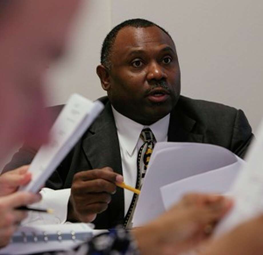 Judson School District Superintendent Willis Mackey