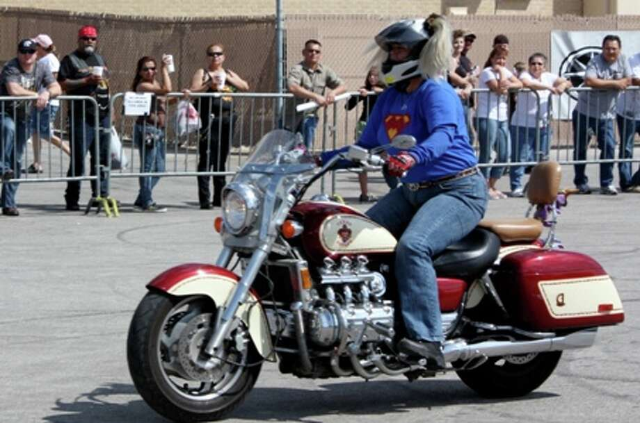 Cathy Bochat is the owner and founder of The Motorcycle School in San Antonio.