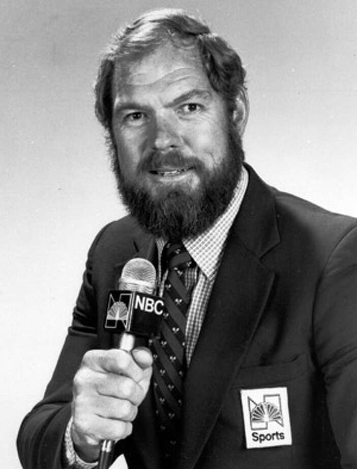 Merlin Olsen followed his NFL career by working as an actor and broadcaster.