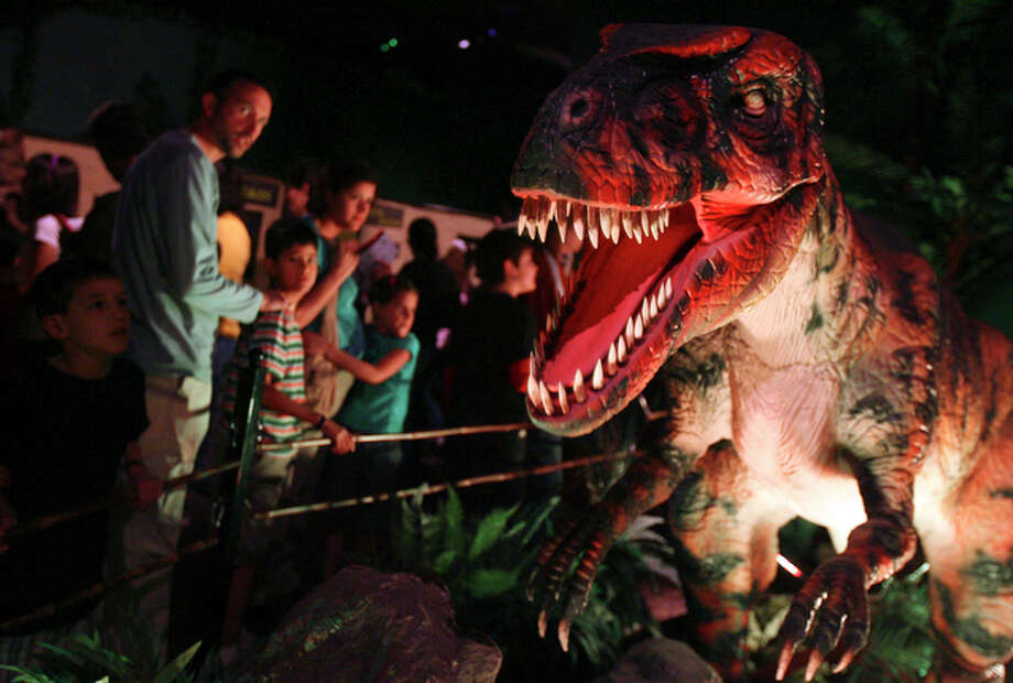 "Through September 2: ""Dinosaurs Unearthed"" at the Witte Museum. / jdavenport@express-news.net"